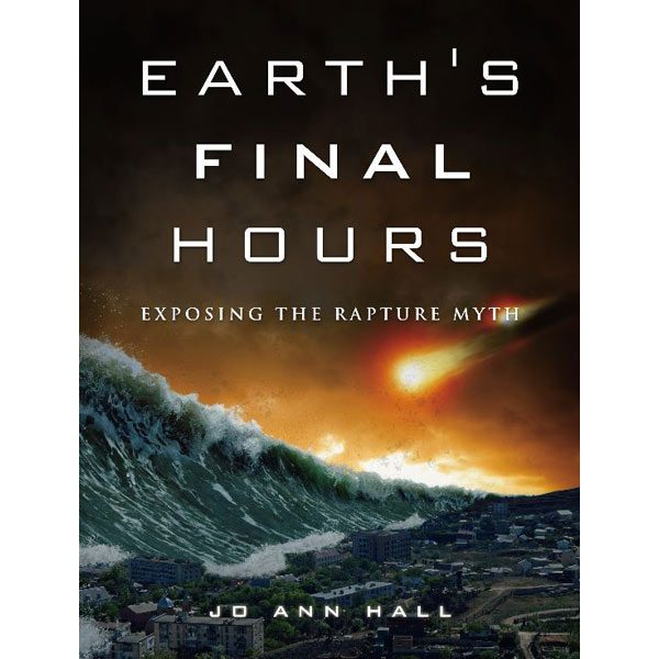 Earth's Final Hours - Book Cover